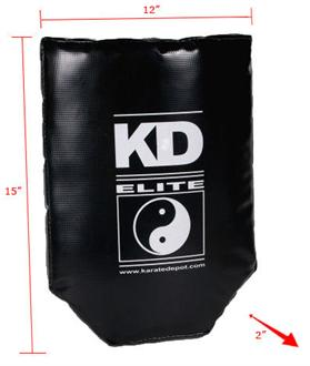KD Elite Forearm Kicking Shield